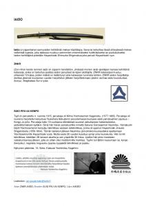 Aikido-Iaido näytös 20160514_iaido